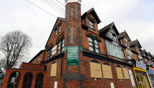 À Birmingham, 5 mosquées ont été vandalisées pendant la nuit