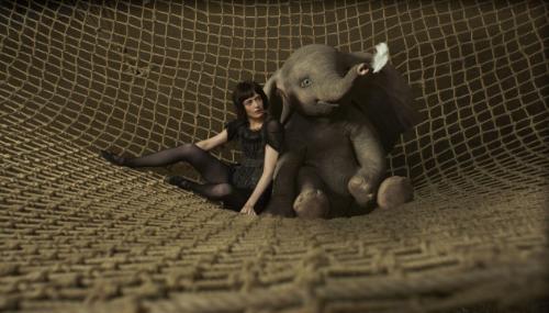 Dumbo : Tim Burton se voit pousser des ailes