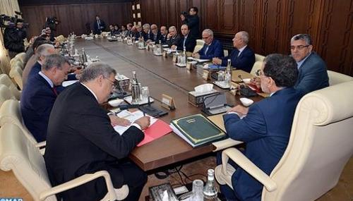 Le Conseil de gouvernement adopte un projet de loi relatif au code de commerce maritime