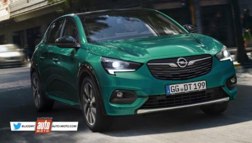 Future Opel Corsa (2019) : dernières infos avant sa révélation