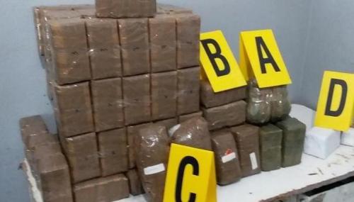 Casablanca: Avortement par le BCIJ d'une opération de trafic de près de 7 tonnes de chira