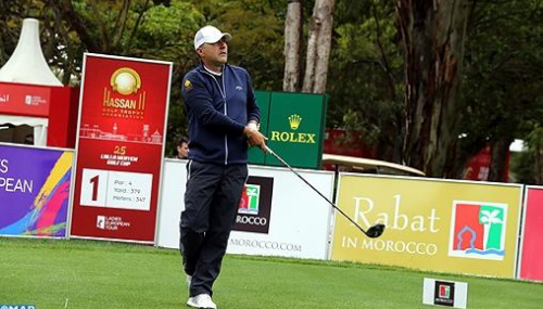 Rabat: Coup d'envoi de la 46è édition du Trophée Hassan II de Golf et de la 25è édition de la Coupe