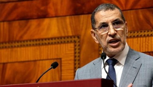 Parlement: grand oral d'El Othmani avant le départ en vacances des députés