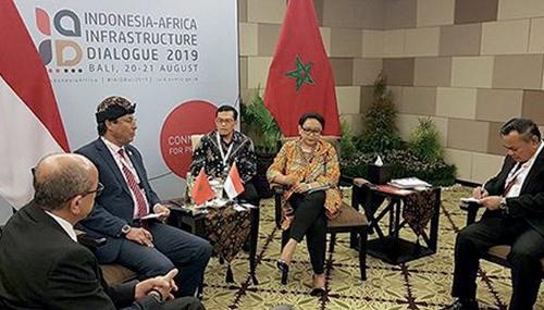 Coopération Sud-Sud : De nouvelles pistes se tracent avec l'Indonésie