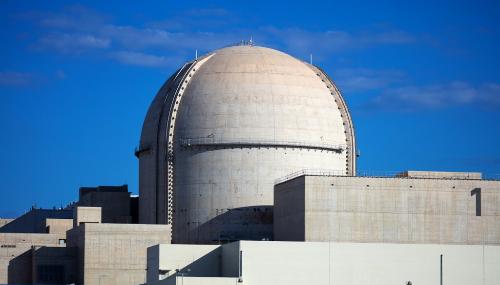 Feu vert pour le premier réacteur nucléaire d'Abu Dhabi