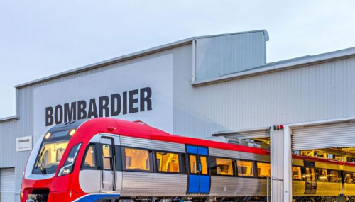 Bombardier cède sa branche ferroviaire à Alstom