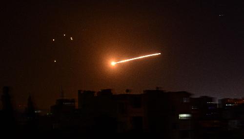 Des frappes israéliennes en Syrie font six morts