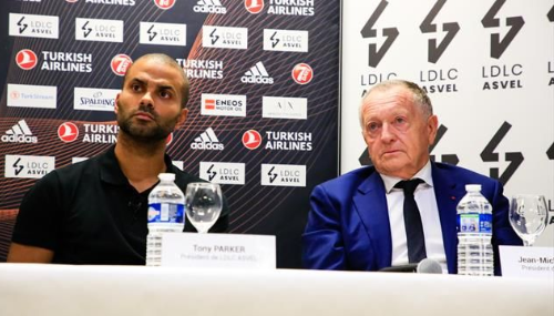 Aulas évoque sa succession à l'OL :