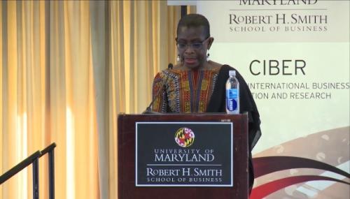 FMI: la libérienne Antoinette Sayeh va devenir la numéro 2 de l'institution financière