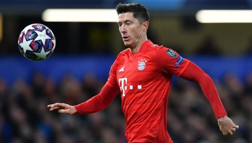 Le Bayern perd Lewandowski pour quatre semaines