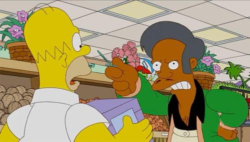 Pourquoi il refuse de continuer à doubler Apu dans Les Simpson