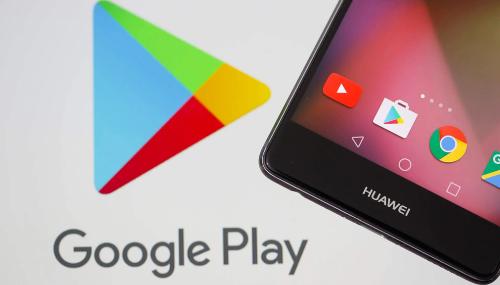 Google veut reprendre sa collaboration avec Huawei