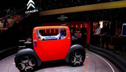 Citroën: AMI, la nouvelle électrique Made in Maroc