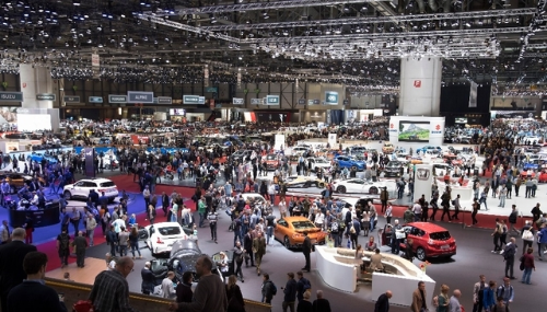 Coronavirus: Le Salon de l'auto de Genève annulé