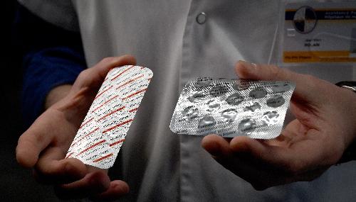 Coronavirus: les États-Unis autorisent la chloroquine à l'hôpital