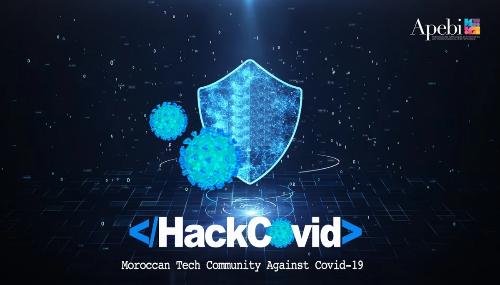APEBI : 17 projets sélectionnés dans le cadre du HackCovid