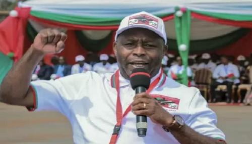 Burundi : Evarist Ndayishimiye succède à Nkurunziza