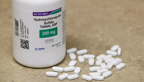 Covid-19 : la France interdit l'hydroxychloroquine