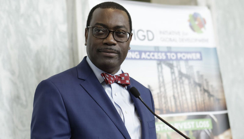 BAD : Akinwumi Adesina réfute les accusations à son encontre
