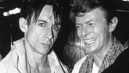 Et David Bowie sauva Iggy Pop…