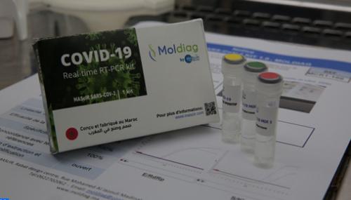 Covid-19: MAScIR conçoit un kit de diagnostic 100% marocain