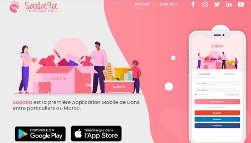 Lancement de « Sada9a », une appli marocaine qui digitalise la culture du don