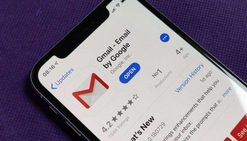 Gmail déploie sa plateforme à quatre rubriques