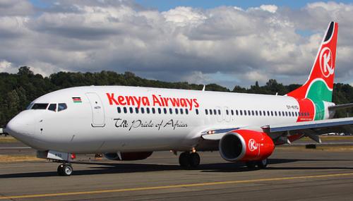 Covid-19 : Kenya Airways compte licencier 40% de ses effectifs