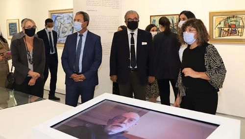 «Gharbaoui : L'envol des racines» : Une expo-hommage à un parcours prolifique