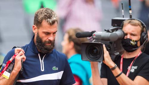 Tennis - ATP - Hambourg : L'imbroglio Paire, de nouveau positif au Covid-19