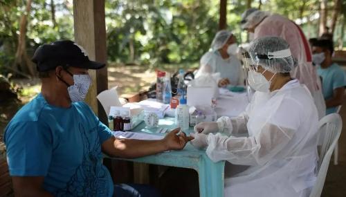 Covid-19 au Brésil : Manaus aurait atteint le seuil d'immunité collective