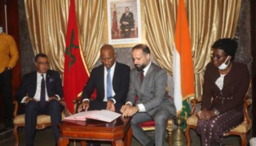 Côte d'Ivoire : Le Club Action Maroc et la Fondation Didier Drogba désormais partenaires