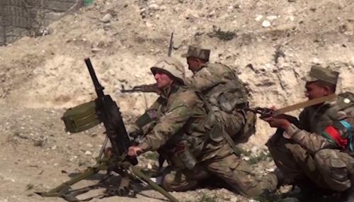Haut-Karabagh : L'Azerbaïdjan et l'Arménie se déclarent la guerre