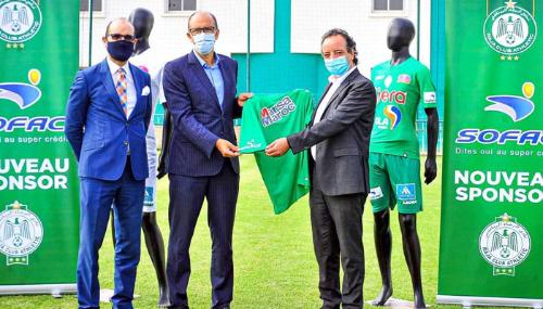 Raja de Casablanca : Sofac rejoint la liste des partenaires