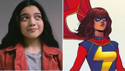 Miss Marvel : Iman Vellani sera la super-héroïne musulmane de Disney +