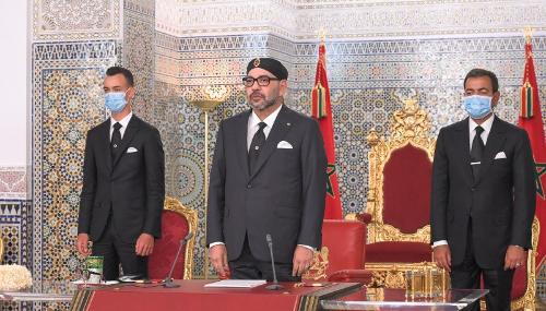 Covid-19 : Le roi Mohammed VI appelle à une