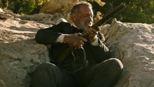 Tom Hanks retrouve Paul Greengrass pour La Mission(News of the World)