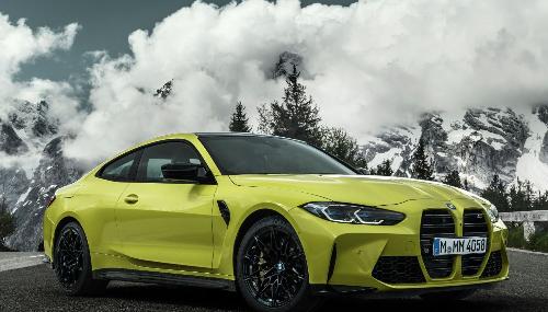 BMW M4 (2021) : Face à ses rivales, la guerre des chiffres