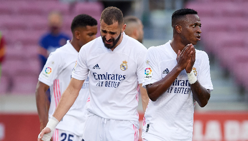 Real Madrid : Quand Benzema demande à Mendy de boycotter Vinicius