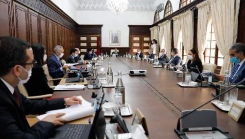 Conseil de gouvernement : L'ordre du jour de la réunion du jeudi 7 janvier
