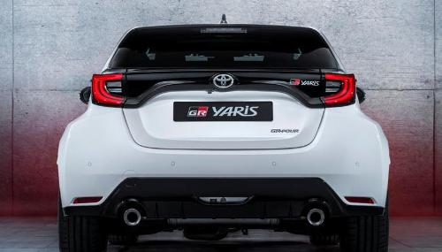 Bientôt 300 chevaux pour la Toyota GR Yaris