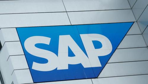 SAP confirme ses prévisions et la bonne performance des activités