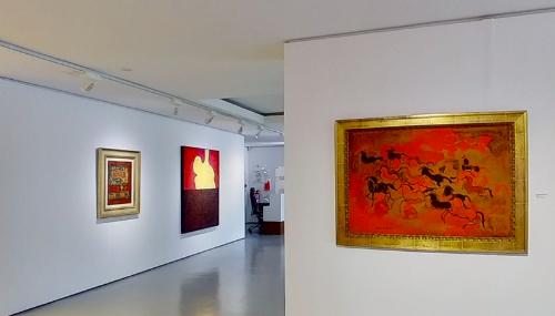 ARTORIUM : PRIMARY COLORS, une exposition colorée où l'art pictural marocain est sublimé