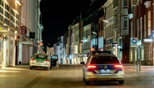 En Allemagne, l'utilité du couvre-feu en débat