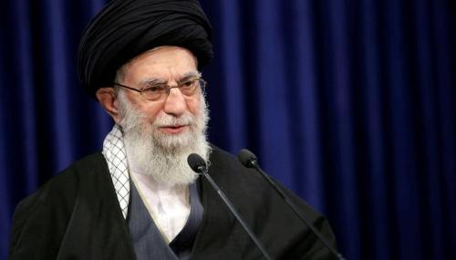 «Israël n'est pas un pays, mais une base terroriste», a déclaré le Guide suprême iranien
