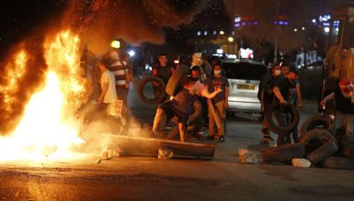 Jérusalem-Est : Paris craint «une escalade de grande ampleur», appelle à la «plus grande retenue»
