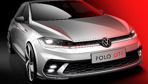 La Volkswagen Polo restylée (2021) aura le droit à sa version GTI