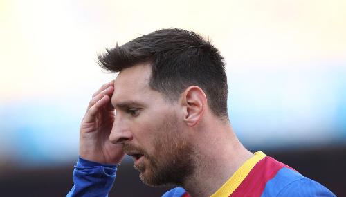 Toujours pas prolongé, Messi négocierait un contrat «à vie» avec le Barça