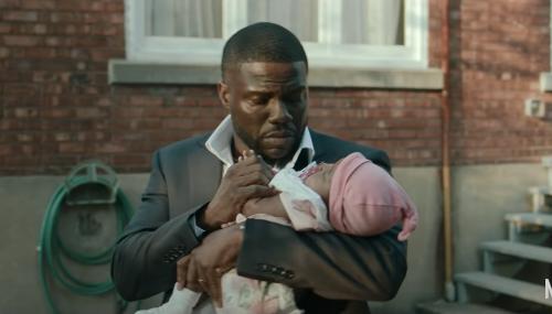 Kevin Hart est veuf dans la bande-annonce du film Netflix Un papa hors pair