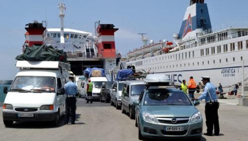 Marhaba 2021 : L'Espagne de nouveau exclue des points de transit